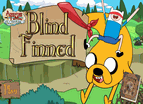 Adventure Time Blind Finned