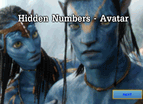 Avatar Hidden Numbers