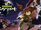 Ben 10 Guerrero Samurai