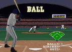 Big Hurt Baseball Snes