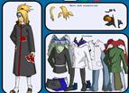Naruto Dei Dress
