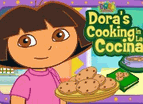 Dora Cooking