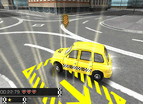 English Cab 3d Parking
