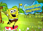 SpongeBob Food Catcher