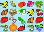 Fruits Vegetables Connect 1
