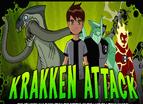 Ben 10 Krakken Attack