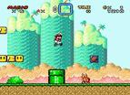 Marios Strange Quest Snes