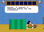 Mickey Playtown Snes