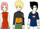 Naruto Dress Up 4