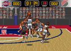 Nba Jikkyou Basket Snes