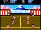 Nekketsu Koukou Dodgeball Bu Nes Good