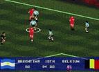 Pele World Tournament Soccer Sega
