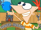 Phineas And Ferb Tower