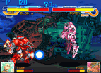 Retro Cps2 4013 Cyberbots Fullmetal Madness