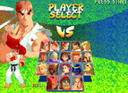 Retro Cps2 4034 Street Fighter Alpha 2