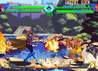 Retro Cps2 4043 X Men Vs Street Fighter
