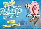 Spongebob Gary Adventure
