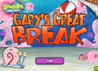 Spongebob Garys Great Break