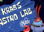 Spongebob Krabs Astro Lab