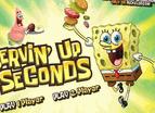 Spongebob Servin