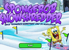 Spongebob Snow Shredder