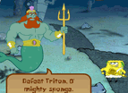 Spongebob Squarepants Clash Of Triton