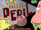 Spongebob Toy Barrel Peril