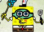 Spongebob Dress Up 3