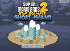 Hacked Mario Star Scramble Ghost Island
