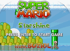 Hacked Mario Star Shine