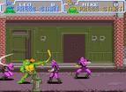 Teenage Mutant Ninja Turtles Snes