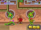 Teenage Mutant Ninja Turtles Turtles In Time Hacked