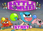 The Amazing World Of Gumball Battle Bowlers