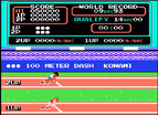 Track Field Nes Good
